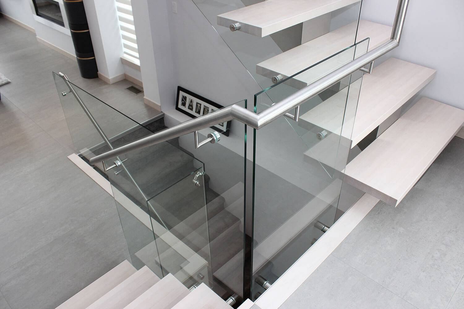Custom Fabricated Glass
